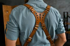 camera chest harness